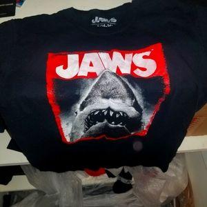 Jaws shirt small
